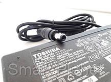 Блок Питания Зарядка для Ноутбука TOSHIBA - 4.7А (с сетевым кабелем), фото 3