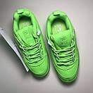 Fila Disruptor 2 Green Neon, фото 2