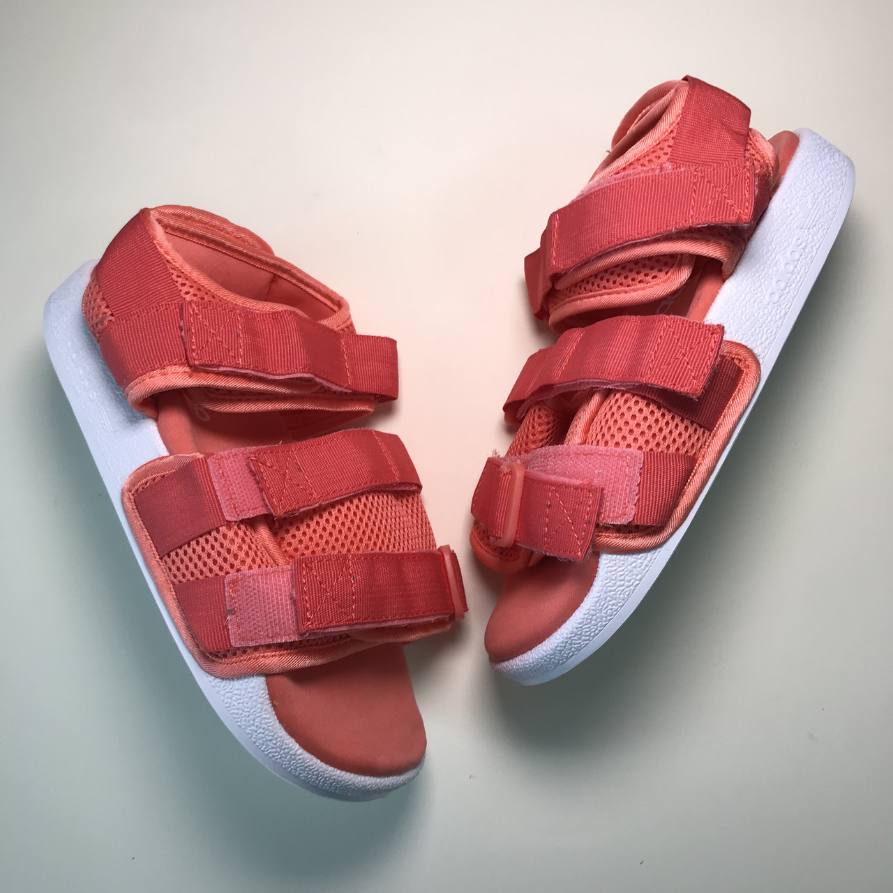 Сандалии Adidas Adilette Corral / Сандалии Адидас Коралловые