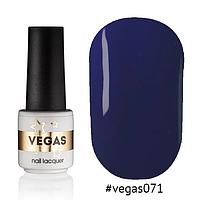 Гель-лак Vegas №071, 6 мл