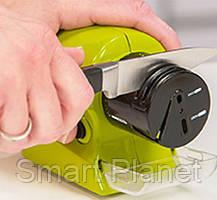 Электрическая Точилка Для Ножей И Ножниц, фото 3