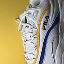 Fila Ray White Yellow, фото 7