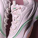 Fila Ray White Pink Green, фото 6