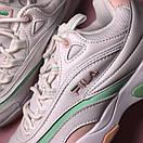 Fila Ray White Pink Green, фото 8