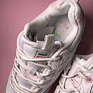 Fila Ray White Pink Green, фото 9
