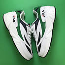 Fila Venom White Green, фото 4