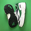 Fila Venom White Green, фото 5