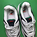 Fila Venom White Green, фото 9