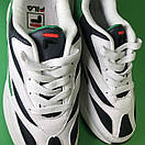 Fila Venom White Green, фото 10