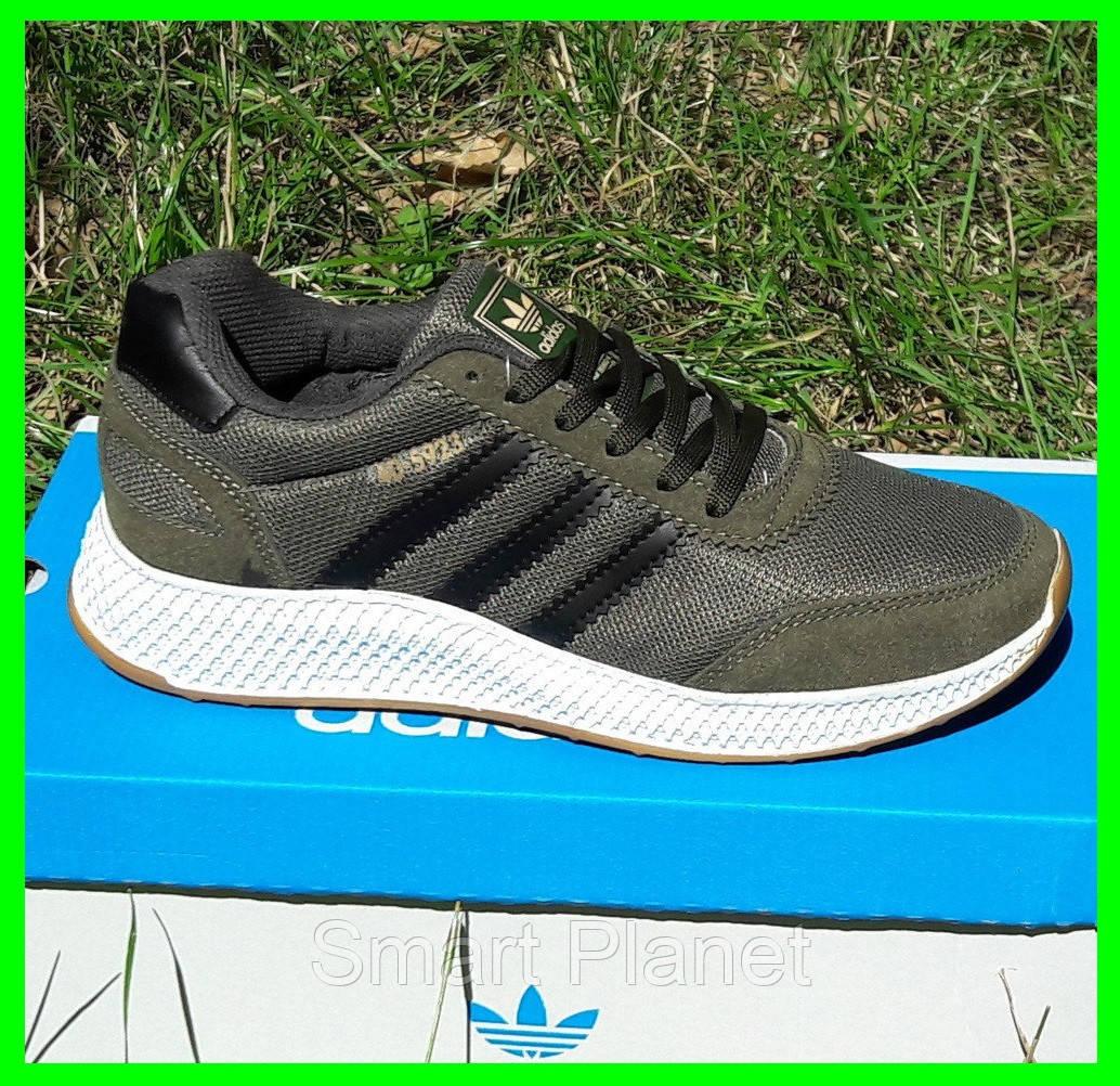 Кроссовки Мужские Adidas Iniki Runner Boost Адидас (размеры: 41) Видео Обзор