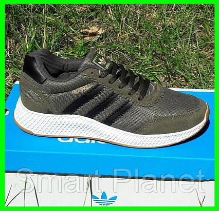 Кроссовки Мужские Adidas Iniki Runner Boost Адидас (размеры: 41) Видео Обзор, фото 2