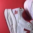 New Balance 530 Encap White Red, фото 8