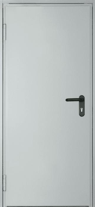 """Двери противопожарные одностворчатые ЕІ-30 2050 х 860/960 мм серии """"Щит 2"""""""