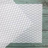 Веллум с принтом А4(21х30см) (Ромбы), фото 2