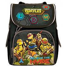 """556157 Рюкзак шкільний каркасний H-11 """"Tmnt"""" 1шт."""