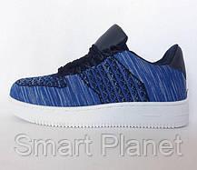 Кроссовки Wonex - 81 NAVI Синие Мокасины  (размеры: 37), фото 3