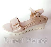 Женские Сандалии Босоножки CANOA Летняя Обувь Бежевые ( 38р ), фото 3