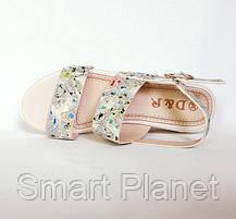 Женские Сандалии Босоножки Летняя Обувь на Танкетке Платформа (размеры: 37), фото 3
