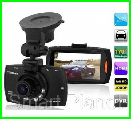 Видео регистратор автомобильный Full HD 1080P - G30, фото 2