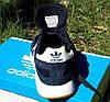 Кроссовки Мужские Adidas Iniki Runner Boost Синие Адидас (размеры: 43) Видео Обзор, фото 4
