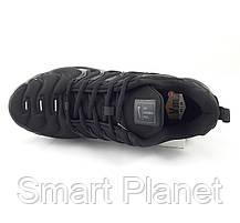 Мужские Кроссовки N!ke Air VaporMax Plus Чёрные Найк (размеры: 44) Видео Обзор, фото 3