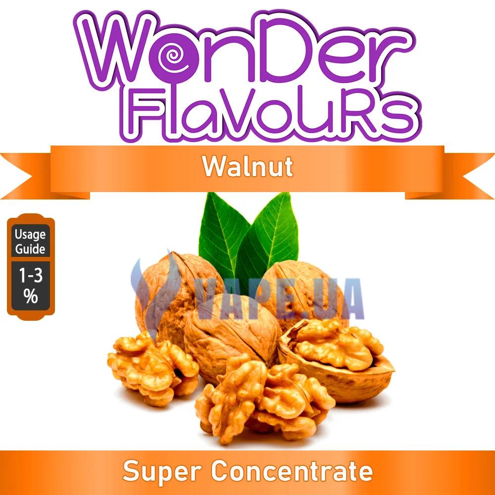 Ароматизатор Wonder Flavours (SC) - Walnut (Грецкий орех)