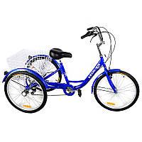 Инструкция по сборке трехколесного велосипеда VEOLA TRIKE
