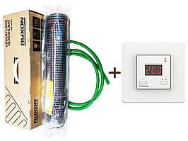 Нагревательний мат Ryxon HM-200 (1 м2)  с цифровым Terneo ST (KIT 3402)
