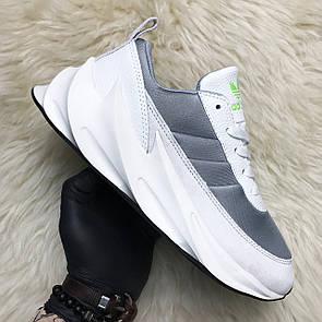 Adidas Sharks White Gray