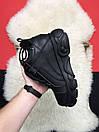 Buffalo London High Black Leather, фото 3