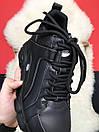 Buffalo London High Black Leather, фото 6