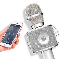 Микрофон Караоке портативная колонка Hoco BK3 Cool
