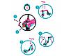 Smoby Самокат-каталка трансформер 2-в-1, фото 2