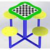 Столик для шахмат