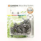 """Хрестовина для мікрокраплинного поливання Gardena 3/16"""" (10шт) Micro-Drip-System, фото 2"""