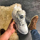Buffalo London White Fur, фото 2