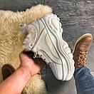 Buffalo London White Fur, фото 3