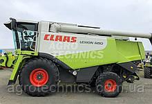 Комбайн CLAAS LEXION 580 4WD 2010 года