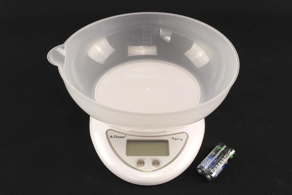 Весы кухонные A-Plus AP-1681-1861