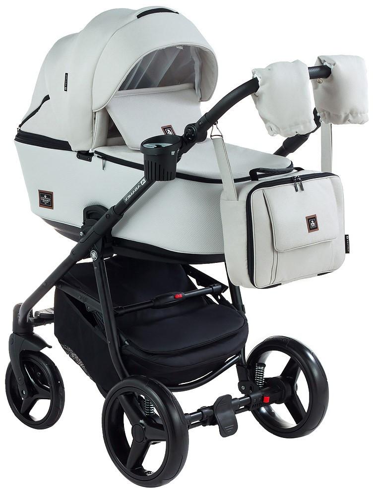 Детская универсальная коляска 2 в 1 Adamex Barcelona BR-243