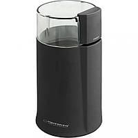 Кофемолка Espresso Black Esperanza EKC-001-K