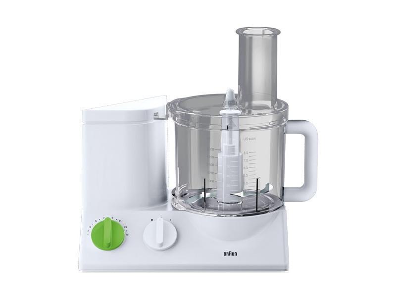 Кухонный комбайн Braun FP-3010-WH