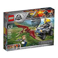 Конструктор Лего 75926 Парк Юрского периода Погоня за птеранодоном