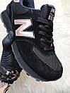 New Balance 574 Black Bronze, фото 5