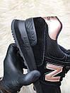 New Balance 574 Black Bronze, фото 6