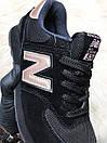 New Balance 574 Black Bronze, фото 7