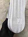 Louis Vuitton Sneakers Brown White, фото 10