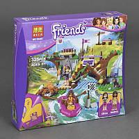 10493 Конструктор Friends для девочки Туристическая база