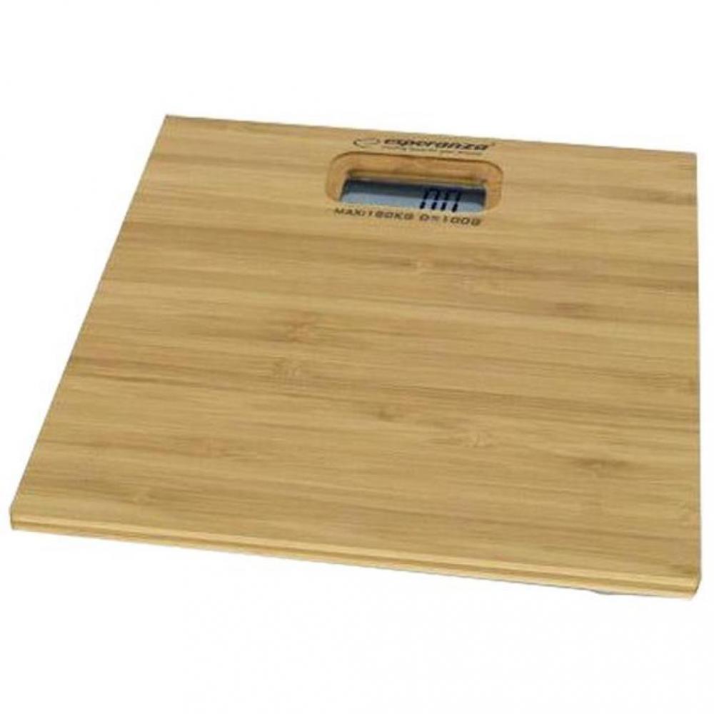 Электронные персональные весы Bamboo Esperanza EBS-012