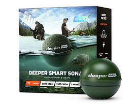 Эхолот DEEPER SMART SONAR CHIRP PLUS